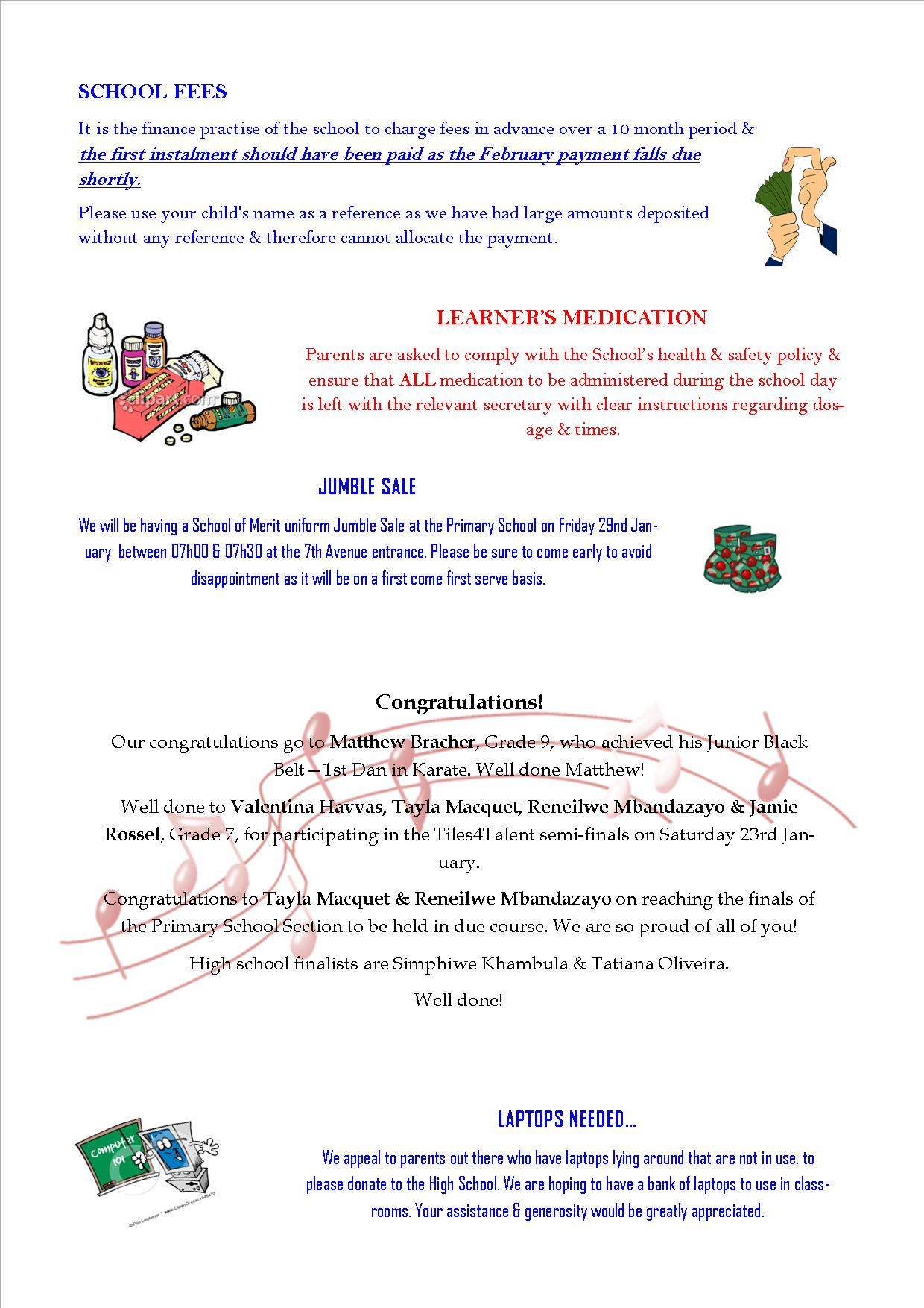Newsletter 3 pg 2- 2016
