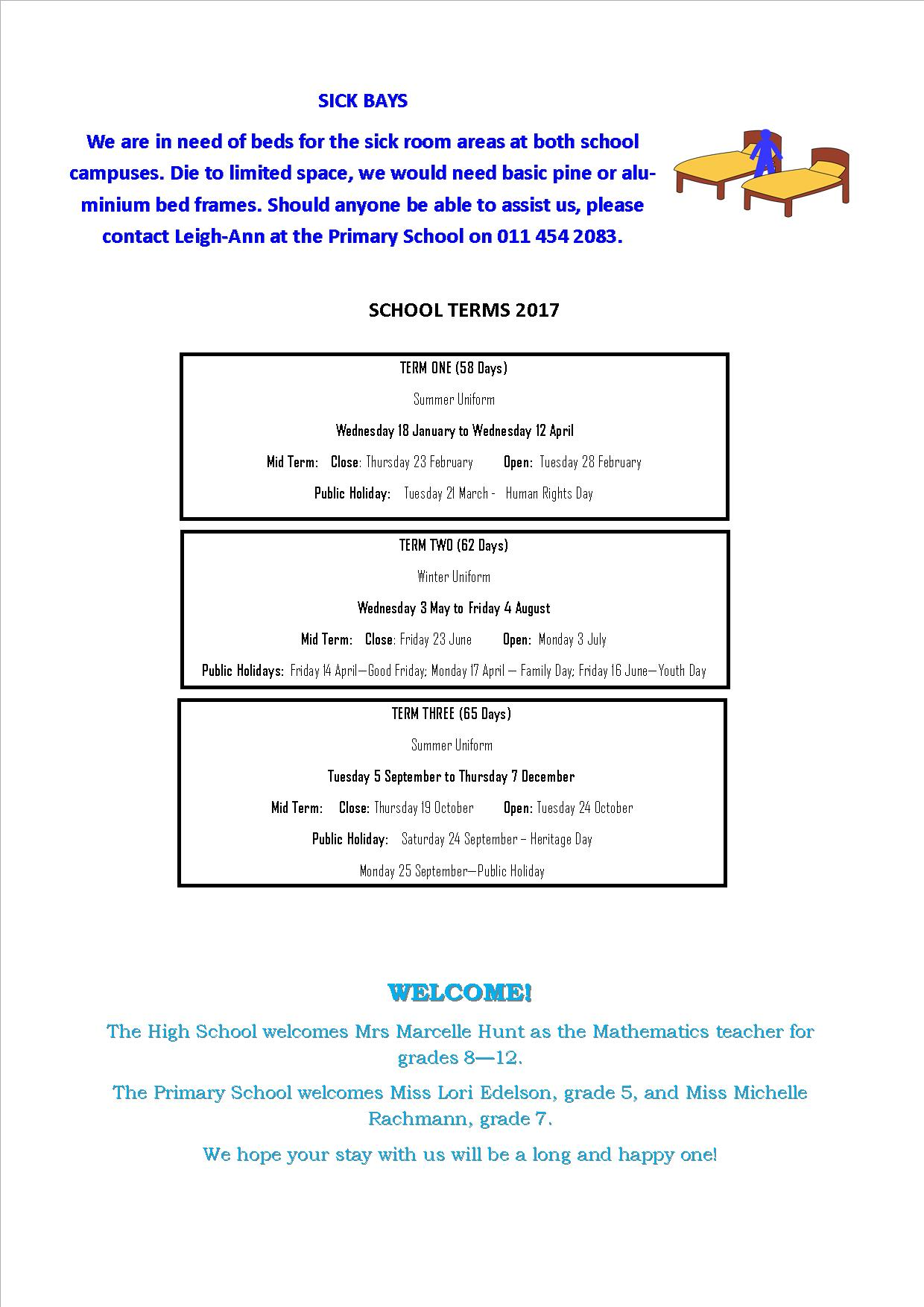 Newsletter pg 4 - 2017