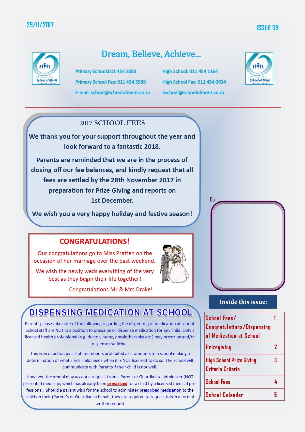 Newsletter 39 P1