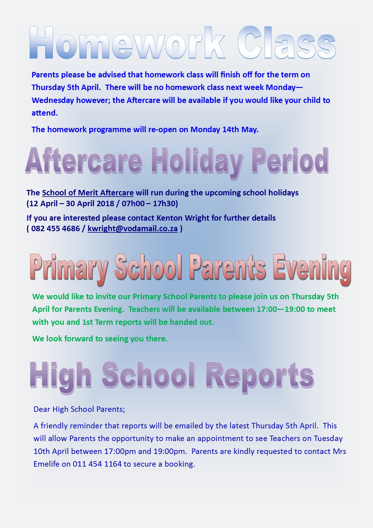 Newsletter 11 2018 page 2
